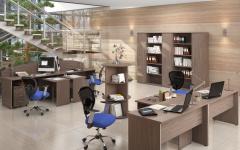 Офисная мебель для персонала Имаго Комплект №10