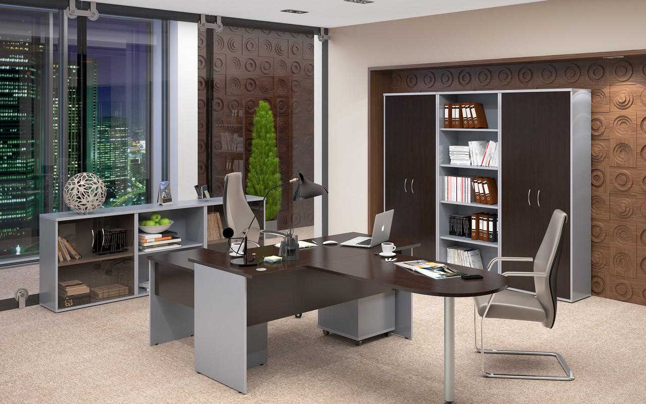 Офисная мебель для персонала Имаго Комплект №2