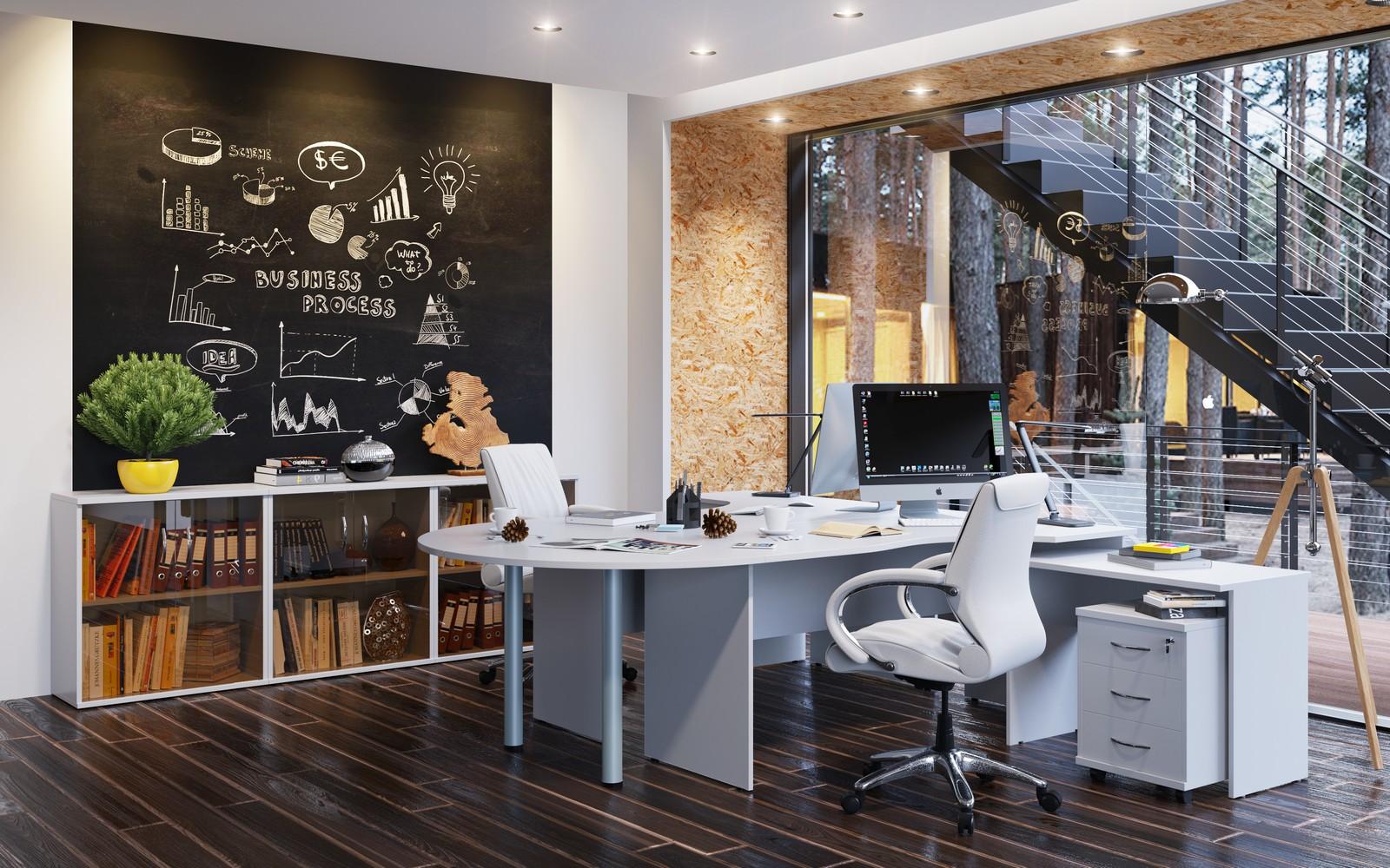 Офисная мебель для персонала Имаго Комплект №3