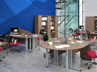 Столы на металлокаркасе Imago M