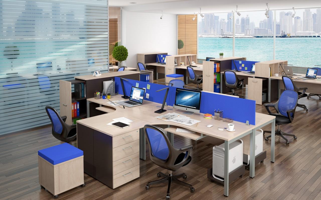 Офисная мебель для персонала Xten-M Комплект №3
