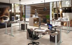Офисная мебель для персонала Xten-Up Комплект №1