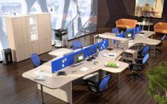 Офисная мебель для персонала Xten Комплект №3