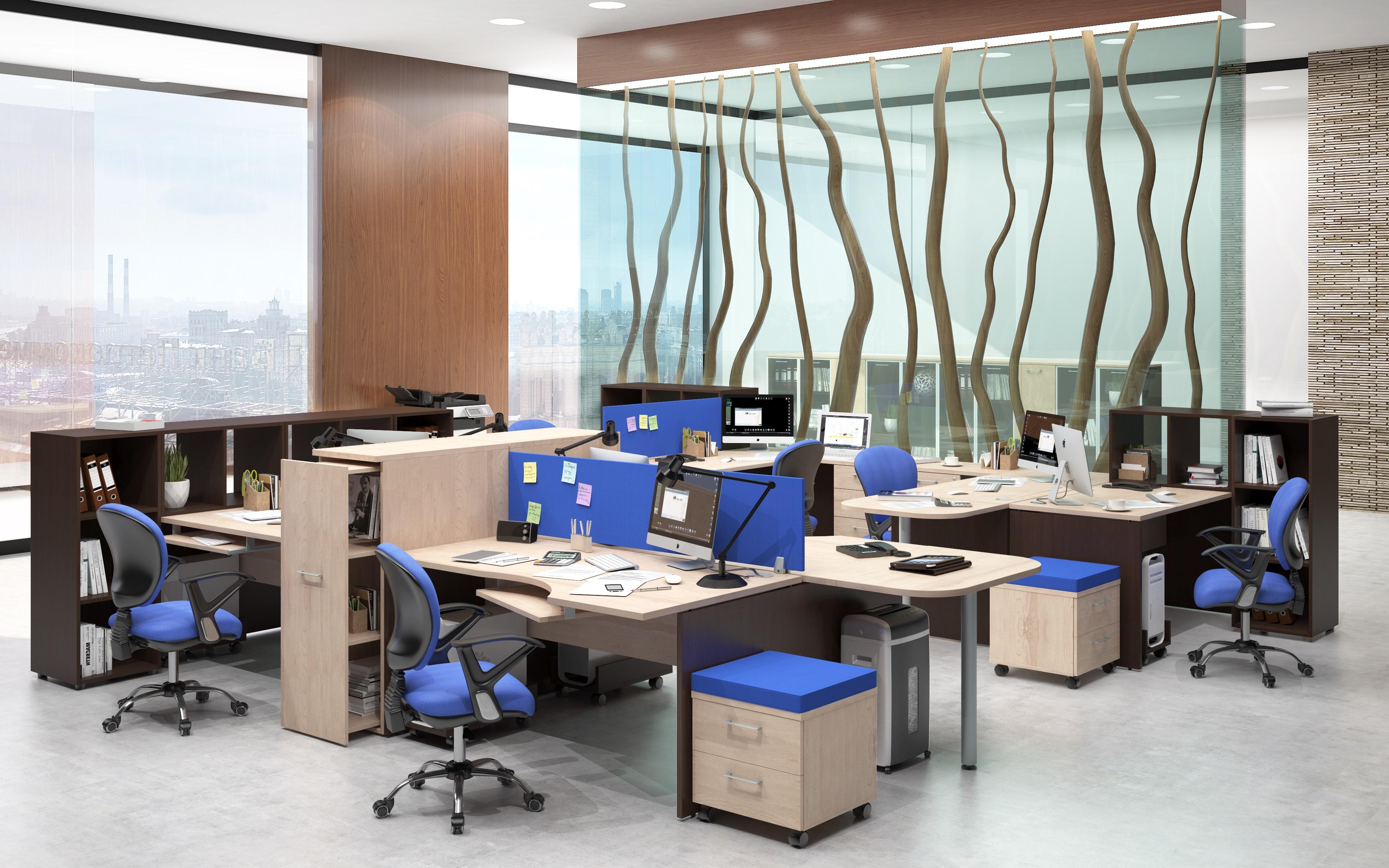 Офисная мебель для персонала Xten Комплект №8